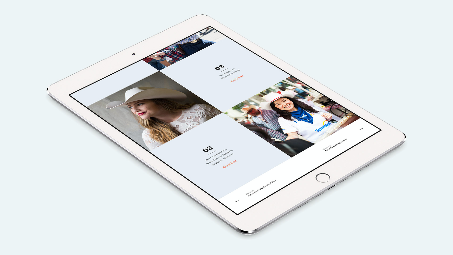 Stories-Tablet